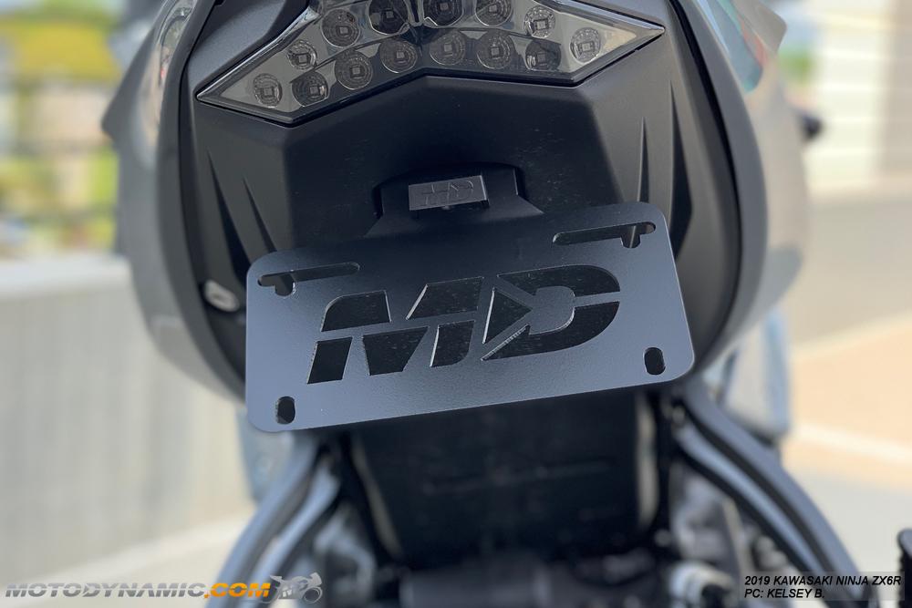 Fender Eliminator Kit for Kawasaki Ninja ZX-6R 636 2019-2020