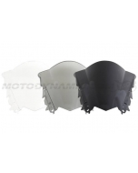 Motodynamic Race Series Windscreens -  Yamaha R3 2015-2018 Clear Light Smoked Black