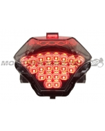 2015-2017 Yamaha FZ-07 MT-07 Sequential LED Tail Lights Smoked