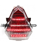 2008-2014 Yamaha YZF R6 Sequential LED Tail Lights Clear