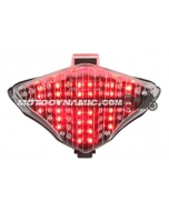 2004-2006 Yamaha YZF R1 Sequential LED Tail Lights Clear