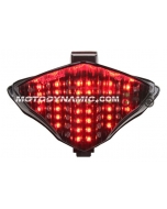 2004-2006 Yamaha YZF R1 Sequential LED Tail Lights Smoked