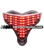 2009-2014 Yamaha YZF R1 Sequential LED Tail Lights Clear