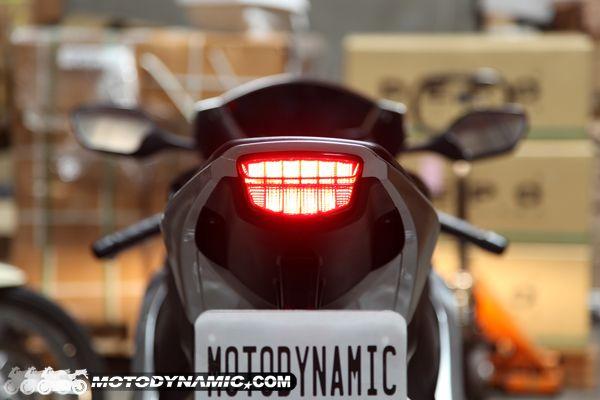 Smoke Motorcycle Turn Signal Light Lamp For Honda CBR1000RR 2008-2014