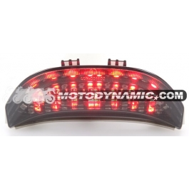 MPW TL-HON-003 Smoked LED Tail Light with Intergrated Indicators CBR 600 Rr 2003-2006 Smoked