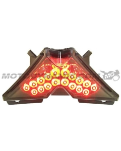 2009 2010 2011 2012 2013 2014 2015 2016 2017 2018 2019 2020 Aprilia RSV4 Tuono RR RF Factory 1100 Integrated Sequential LED Tail Light Smoke