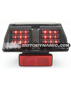 94-04 Ducati 748/916/996/998 Sequential LED Tail Lights Smoke