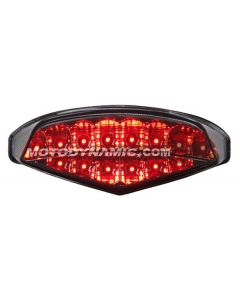 2009-2014 Ducati Monster 696/796/1100 Sequential LED Tail Lights Smoke