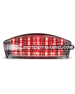 94-07 Buell S1 / X1 / M2 / Blast Sequential LED Tail Lights Clear