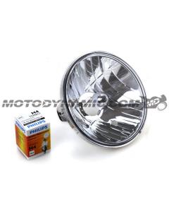 Ducati Monster / SportClassic Diamond Cut Head Light