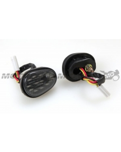Flush Mount LED Front Turn Signals 2009-2014 Yamaha FZ6R