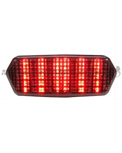 2014 2015 2016 2017 2018 Honda CBR650F CB650F Sequential LED Tail Lights Smoke