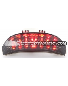 03-06 Honda CBR-600RR / 04-07 CBR-1000RR Sequential LED Tail Lights Smoke