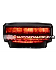 2007-2012 Honda CBR-600RR Sequential LED Tail Lights Smoke