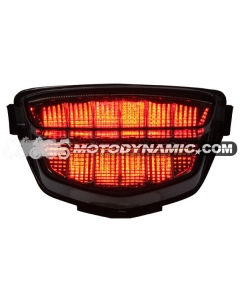 2008-2014 Honda CBR-1000RR Sequential LED Tail Lights Smoke