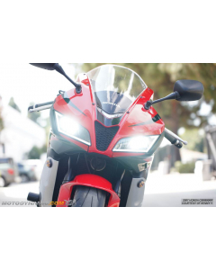 Honda CBR600RR CBR 600RR 2007-2012 Full LED Projection Projector Head Light Assembly with DRL