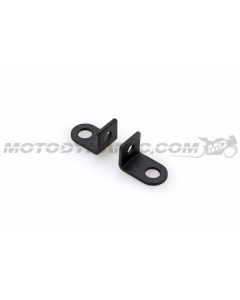 Turn Signal Adapters for Aftermarket Stalk Type In-Hole Indicators Plate Mount *SPARE*
