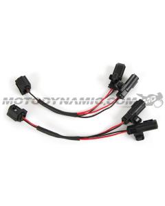 2015-2018 Yamaha R1 FZ-10 Rear Turn Signal Splitter Harness 2 Wire – PAIR