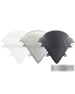 Motodynamic Race Series Windscreens - Honda CBR1000RR 2012-2016 Clear Light Smoke Black