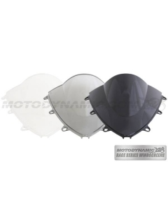 Motodynamic Race Series Windscreens - Honda CBR1000RR 2008-2011 Clear Light Smoke Black